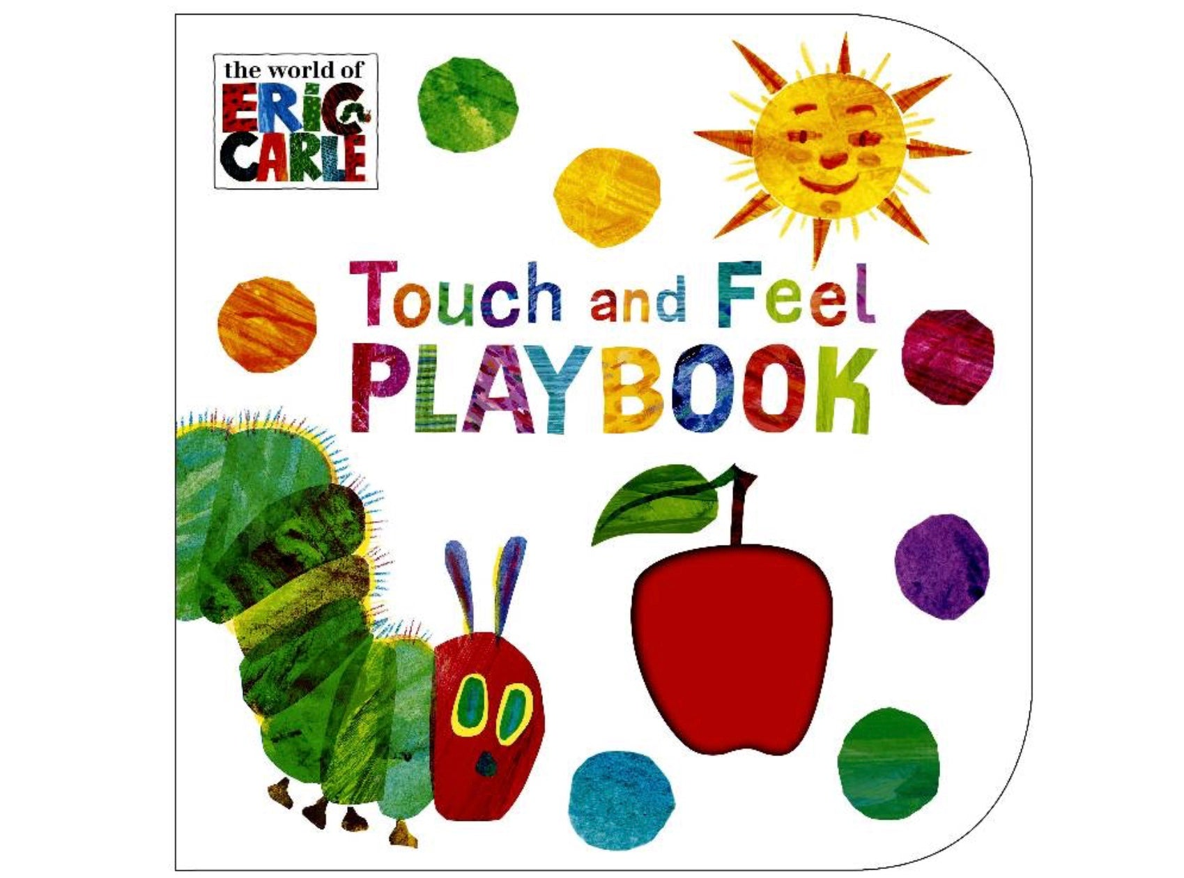 Book - The Very Hungry Caterpillar Touch & Feel Playbook