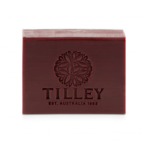 Tilley Pomegranate Soap 100g