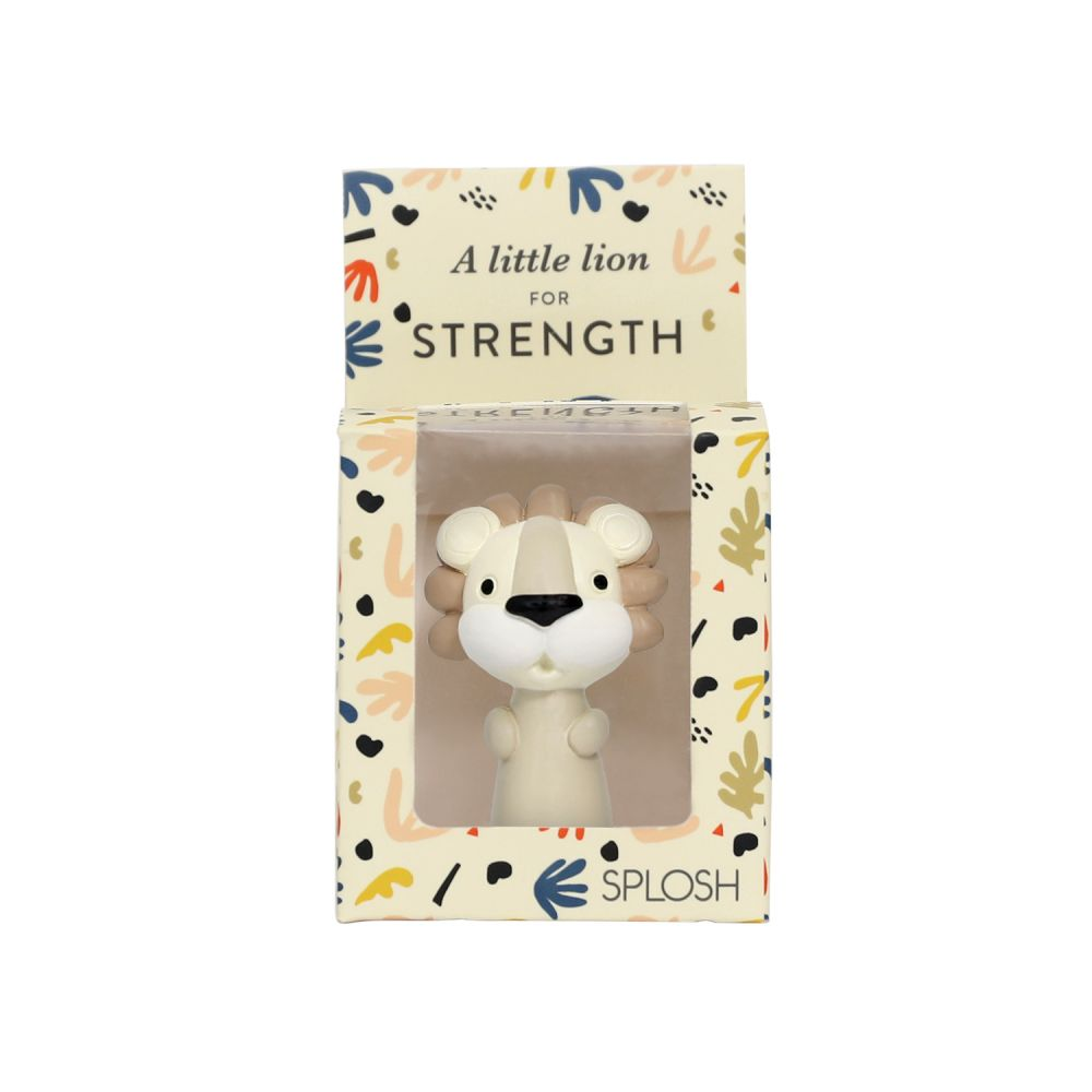 Meaningful Mini - Lion for Strength