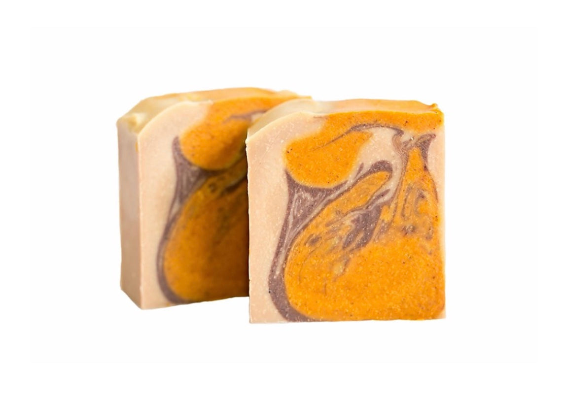 Goatsmilk Soap - Cinnamon & Orange