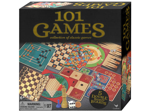 101 Games - A collection of classic games