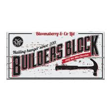 Bloomsberry Chocolate - Builders Block