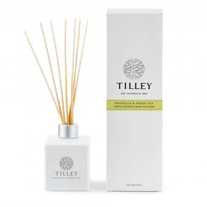 150mL Reed Diffuser - Magnolia & Green Tea