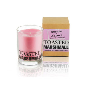 Scents of Nature Candle - Toasted Marshmallow 240g