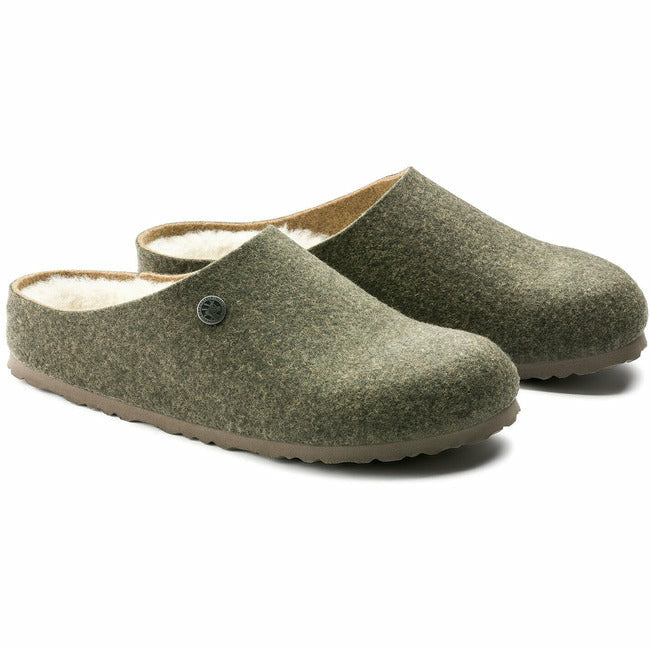 KAPRUN HAPPY LAMB NARROW BIRKENSTOCK - Roderer Shoe Center - FOOTWEAR