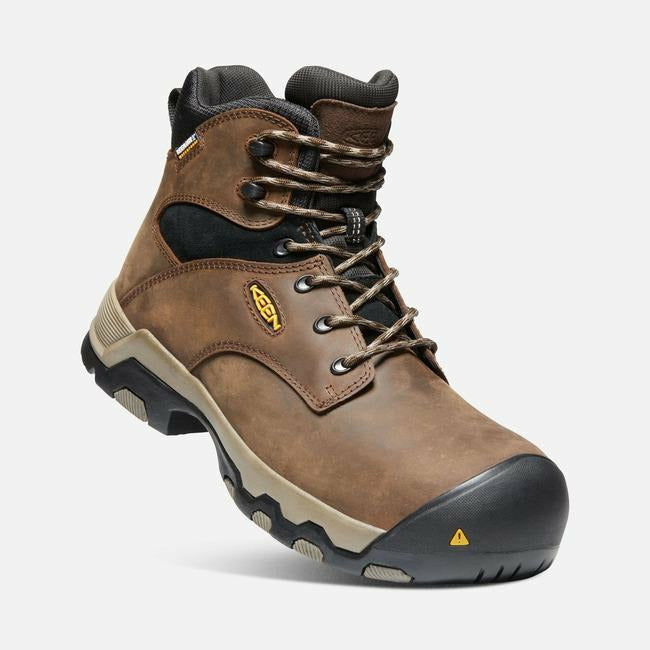 "ROCKFORD 6"" WP ST KEEN - Roderer Shoe Center - FOOTWEAR"