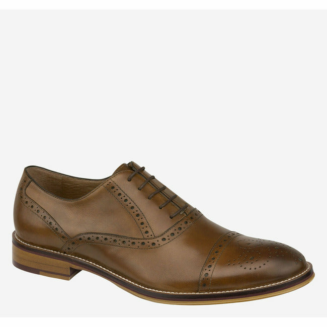 CONRAD CAP TOE JOHNSTON & MURPHY - Roderer Shoe Center - FOOTWEAR