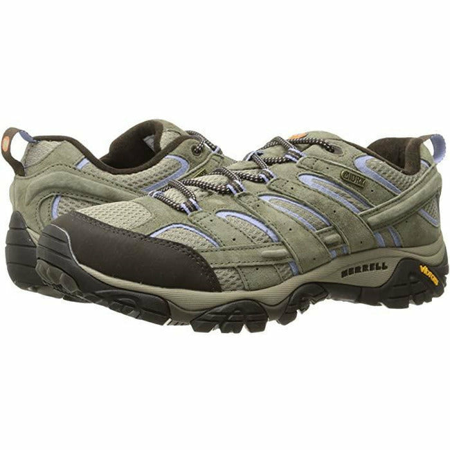 MOAB 2 WP MERRELL - Roderer Shoe Center - FOOTWEAR