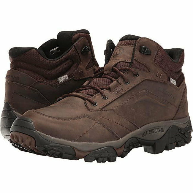 MOAB ADVENTURE MID WP MERRELL - Roderer Shoe Center - FOOTWEAR