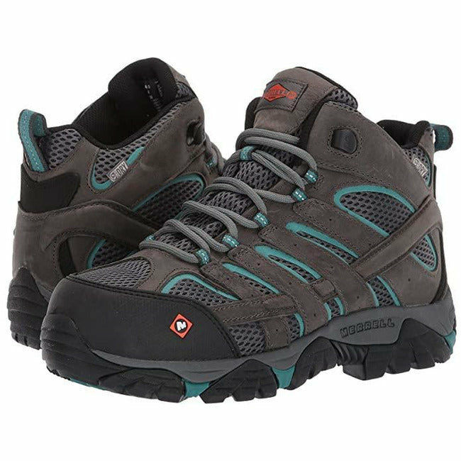 MOAB VERTEX MID WP CT MERRELL - Roderer Shoe Center - FOOTWEAR