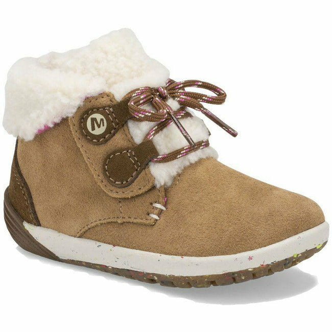BARESTEPS COCOA JR. BOOT (INFANT)