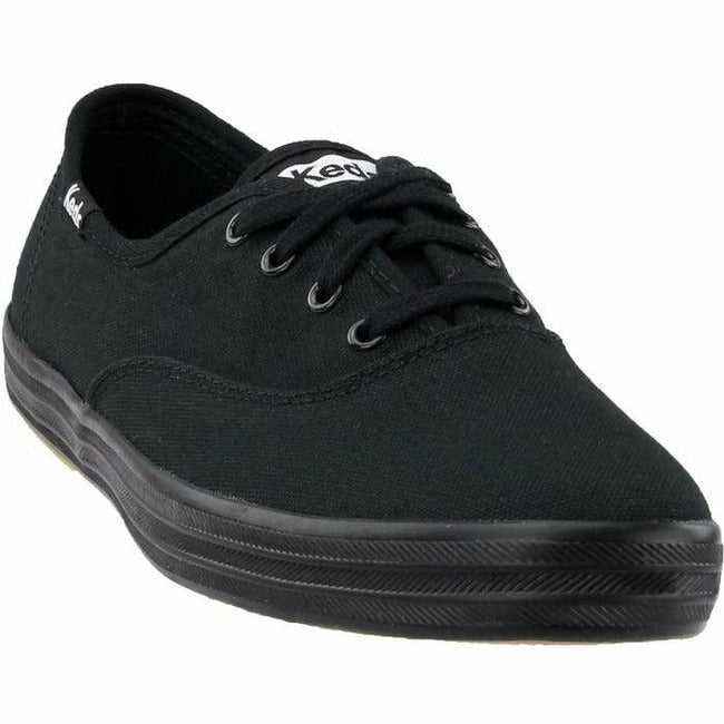 CHAMPION OXFORD BLACK CANVAS WOMEN'S