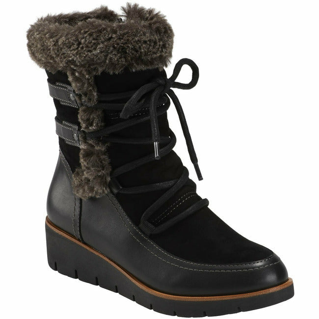 WEDGE FUR BOOT WOMEN'S