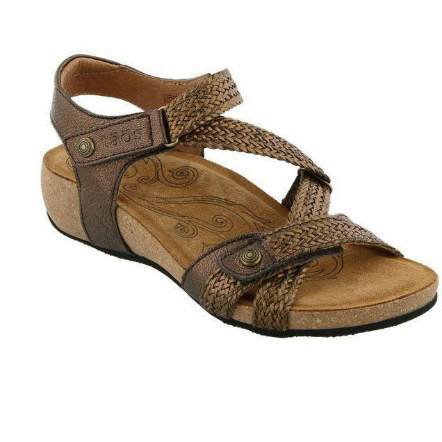 TRULIE BRONZE TAOS - Roderer Shoe Center - FOOTWEAR