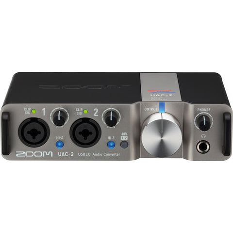Interfaz de audio ZUAC-2 ZOOM