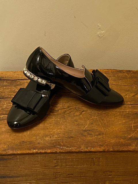 miu miu 6 Black SHOES