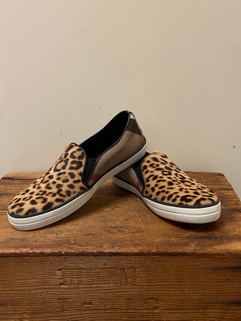 BURBERRY 6 Animal Print SHOES