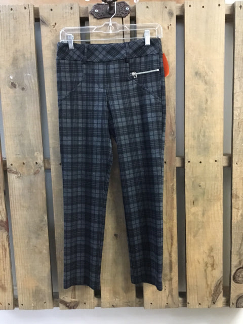 MARGARET M Size S BLACK AND GREY Pants