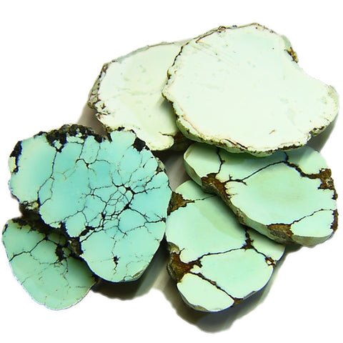 Natural Turquoise from North America