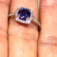 Load image into Gallery viewer, Rich blue Burmese Spinel