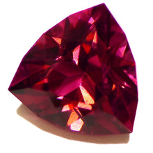 Load image into Gallery viewer, All natural trillion cut 2.85ct Rubellite Tourmaline