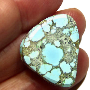 Sky blue lone mountain turquoise all natural not stabilized