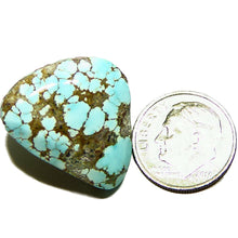 Load image into Gallery viewer, All natural Nevada turquoise from lone mountain mine
