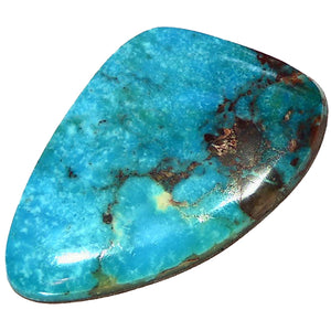 Natural Bisbee Turquoise
