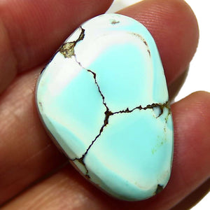 All natural Lone Mountain Nevada Turquoise