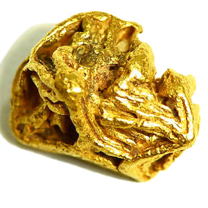 Highly collectible, naturally formed gold crystal from Venezuela