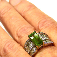 Load image into Gallery viewer, Highly collectible North Caroline Hiddenite from Adams Farm