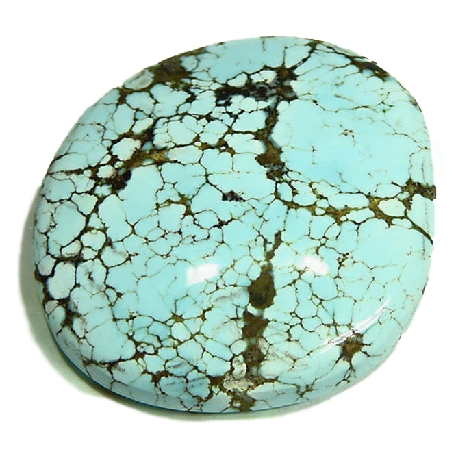 Unstabilized Lone Mountain Turquoise