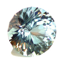Load image into Gallery viewer, Natural sky blue Topaz gemstone from Brazil
