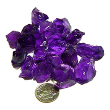 Load image into Gallery viewer, Amazing flawless amethyst facet rough from Bolivia