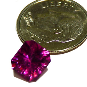 American cut natural bright pink Spinel