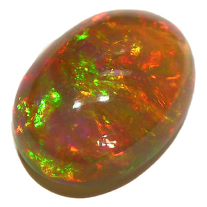 Natural colorful Welo Ethiopian Opal