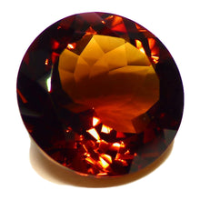 Load image into Gallery viewer, Natural Madeira Citrine American cut