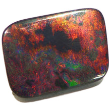 Load image into Gallery viewer, Natural Lightning Ridge Australian Opal Cabochon Solid