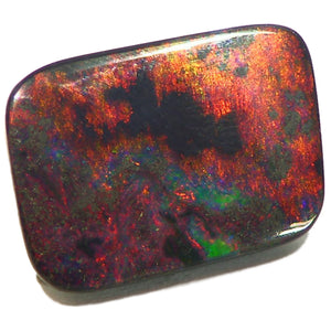 Natural Lightning Ridge Australian Opal Cabochon Solid