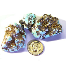 Load image into Gallery viewer, 68.77gram parcel of sky blue Lone Mountain Turquoise rough