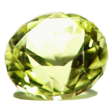 Load image into Gallery viewer, Very rare faceted Amblygonite gemstone