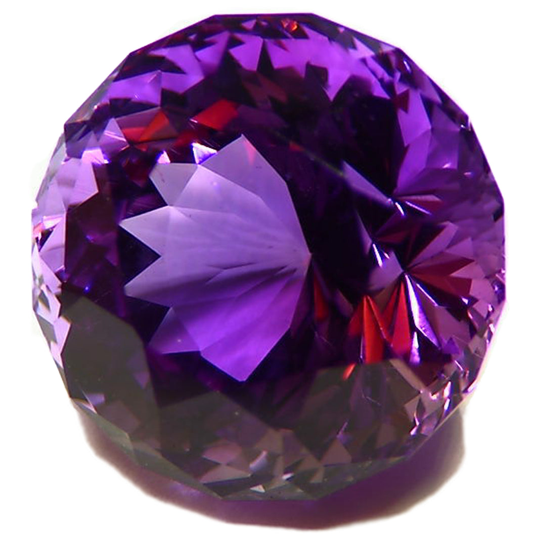 Collectible Reel Mine NC Amethyst