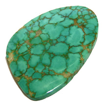 Load image into Gallery viewer, Fine Turquoise Mountain Turquoise Cab Solid