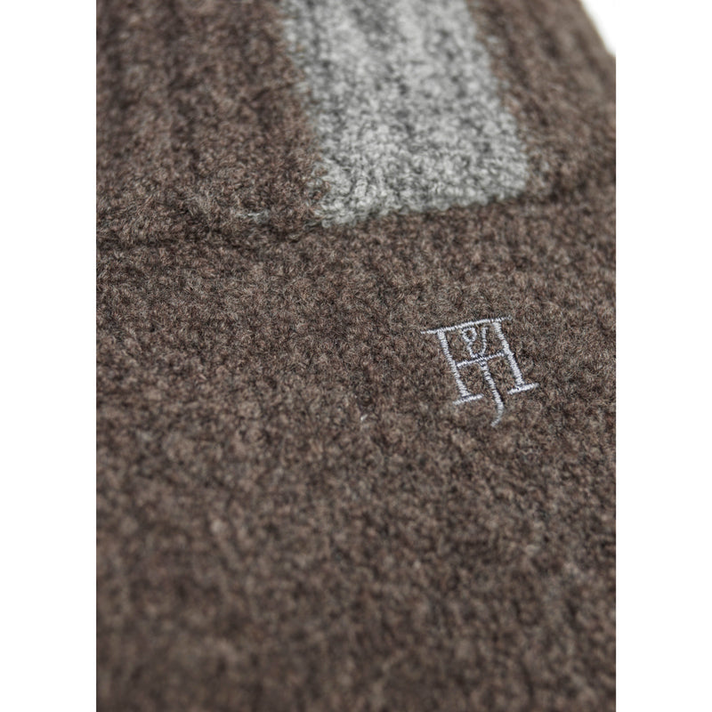 Mousse Full Zip Cardigan (67 Brown) | Thernlunds