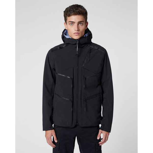 C.P. Company - Jacka - CMOW046A Medium Jacket (999 Black) - Thernlunds