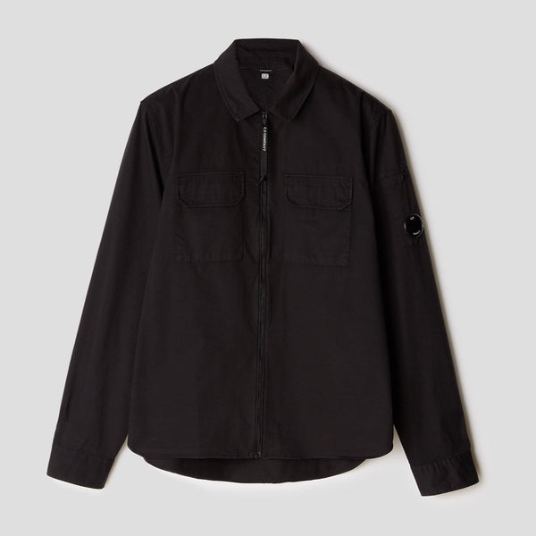 C.P. Company - Skjorta - Long Sleeve Shirt - Thernlunds