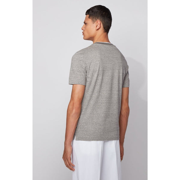 Hugo Boss Business - T-shirt - Tessler 134 10226213 01 (072 Open Grey) - Thernlunds