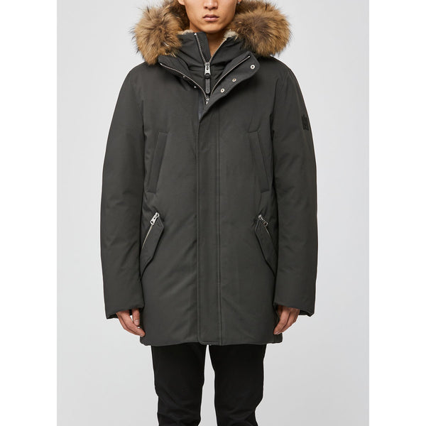 Mackage - Jacka - MC Edward F Jacket (Charcoal) - Thernlunds