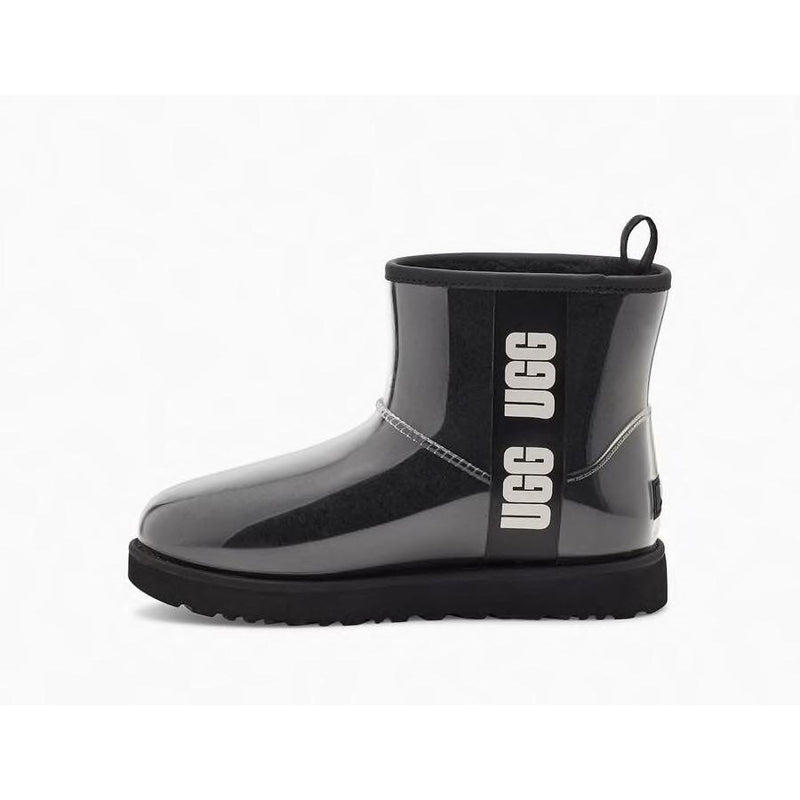 Ugg - Skor - W Classic Clear Mini (Black) - Thernlunds