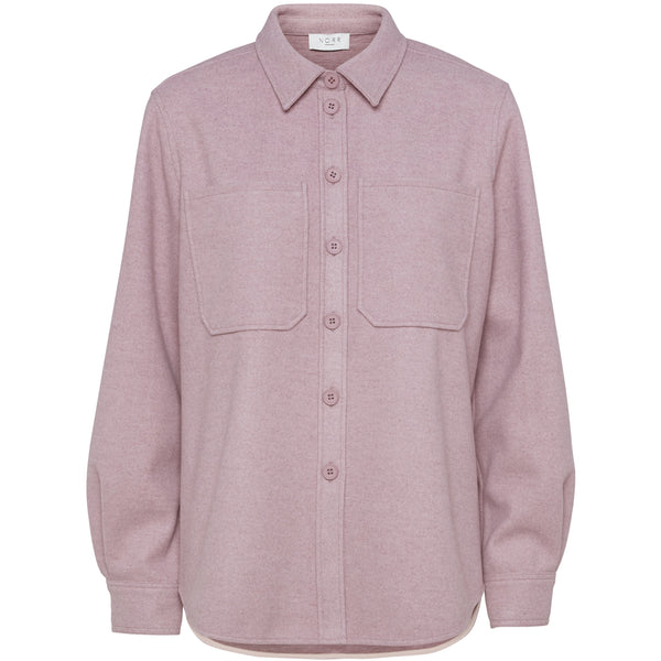 Norr - Skjorta - Helia shirt (ROSE) - Thernlunds